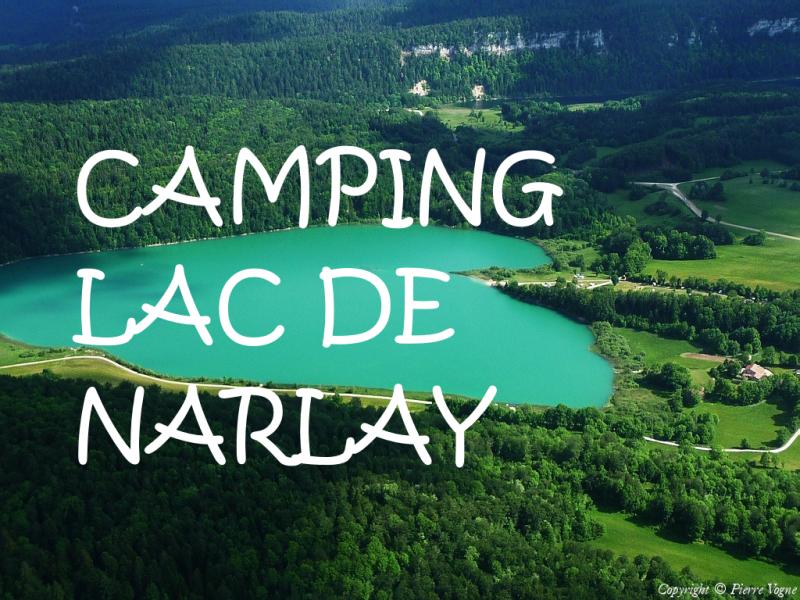 Camping lac de narlay