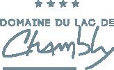 Logo chambly bleu