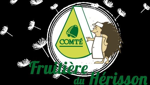 Logo fruitiere du herisson