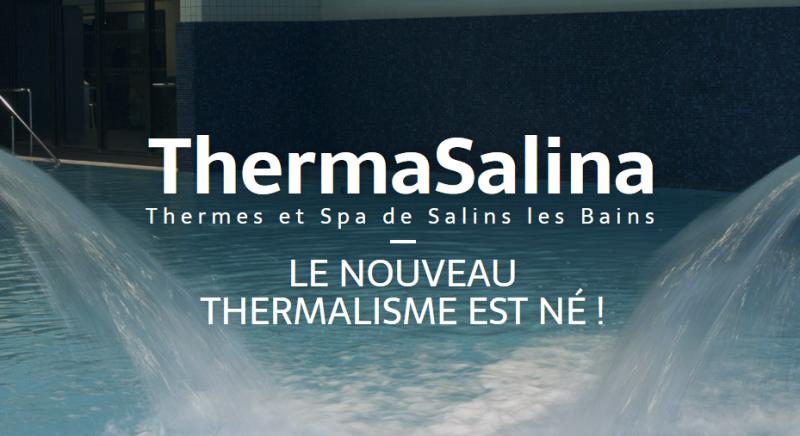Logo thermes salins